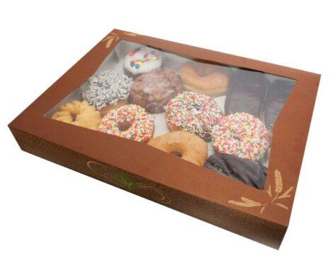 Custom Printed Donut Boxes