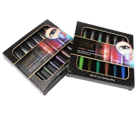 Custom Printed Eye Shadow Boxes