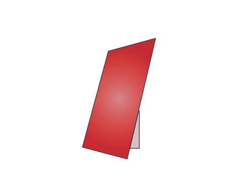 Easel Counter Display