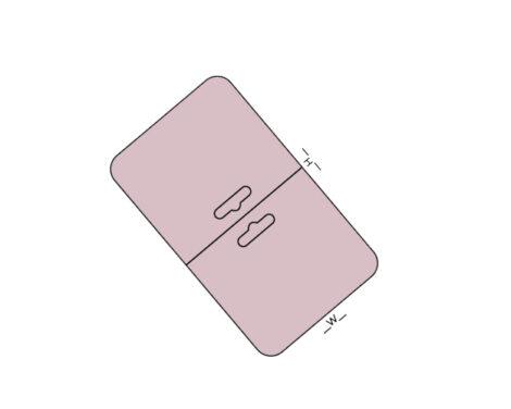 Header Card Bag Topper