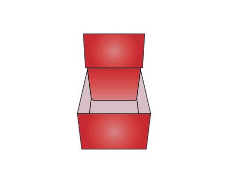 Side Lock Tuck Top Display Box