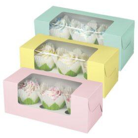 Custom Cupcake Boxes