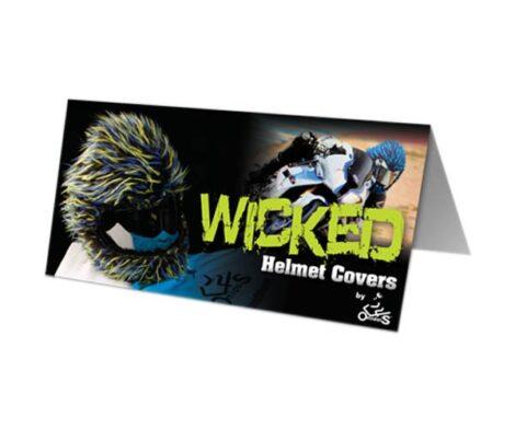 Custom Printed Header Cards