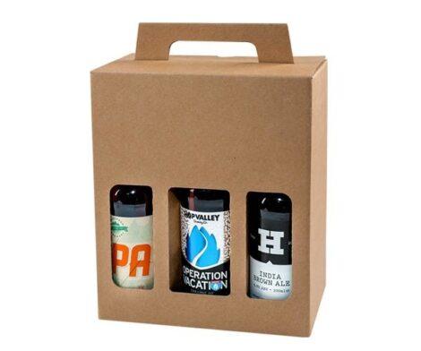 Custom Printed Window Boxes in Wholesale