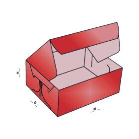 Custom Side Lock Six Corner Boxes