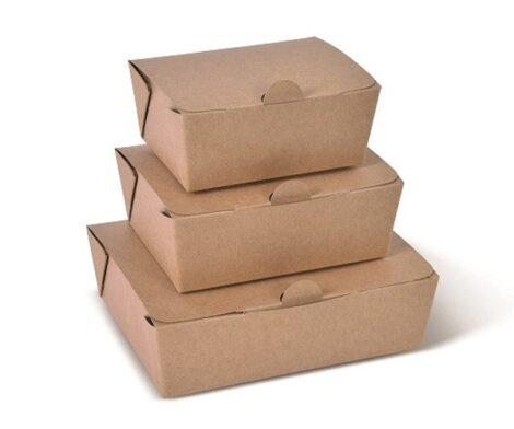 Custom Take-Away Boxes in Wholesale