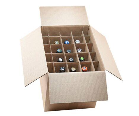 Custom designed Bottle Boxes
