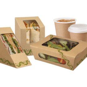 Take-Away Boxes