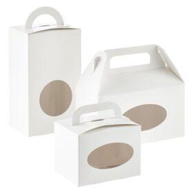 Custom Window Packaging Boxes