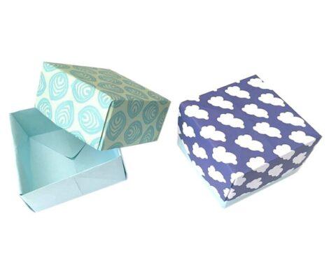 Wholesale Custom Printed Paper Boxes