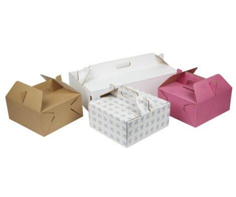 Wholesale Custom Take-Away Boxes