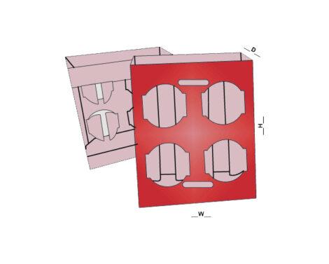 Wholesale Ice Cream Holder Boxes
