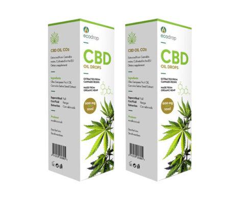 Custom CBD Oil Packaging